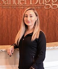 team member Mariella Flores
